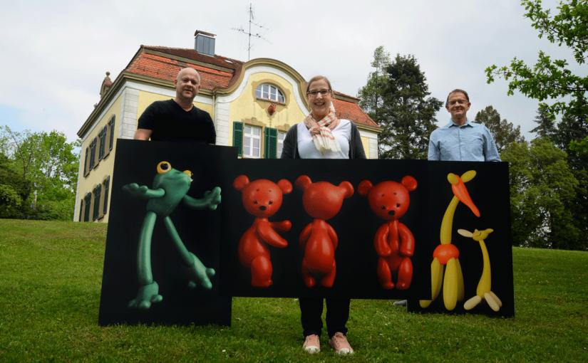 Ausstellungseröffnung in Tettnang