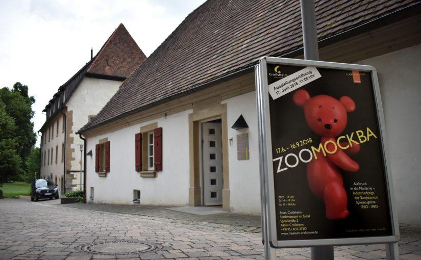 Stadtmuseum Crailsheim (17. Juni  – 16. September 2018)